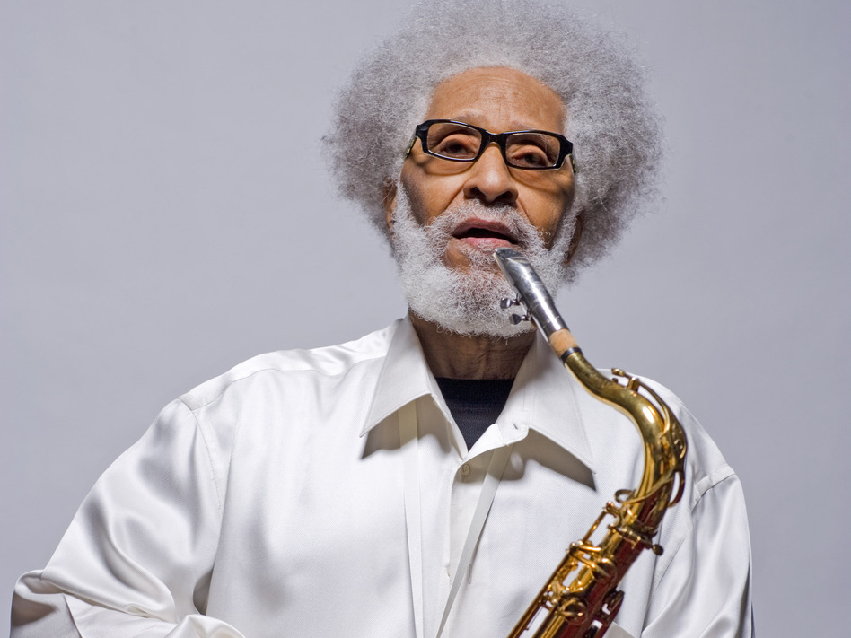 """""""Jazz improvisation is supposed to be the highest form of communication,"""" Sonny Rollins says, """"and getting that to the people is our job as musicians."""""""