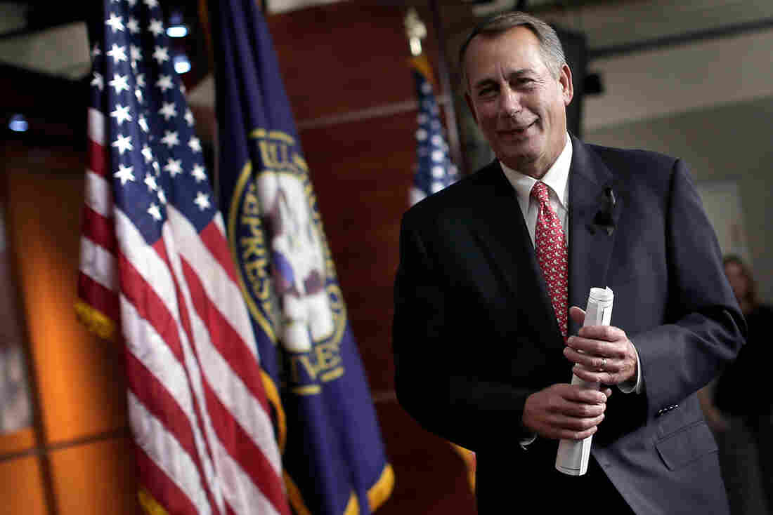 While House Speaker John Boehner is almost certain to win re-election in his suburban Cincinnati district, his prospects of being re-elected as speaker are far less clear.