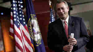 Boehner Plays It Loose With His Speakership At Stake