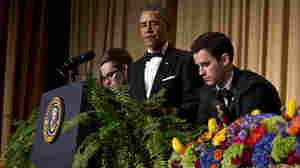 Obama Cracks Wise At White House Correspondents Dinner