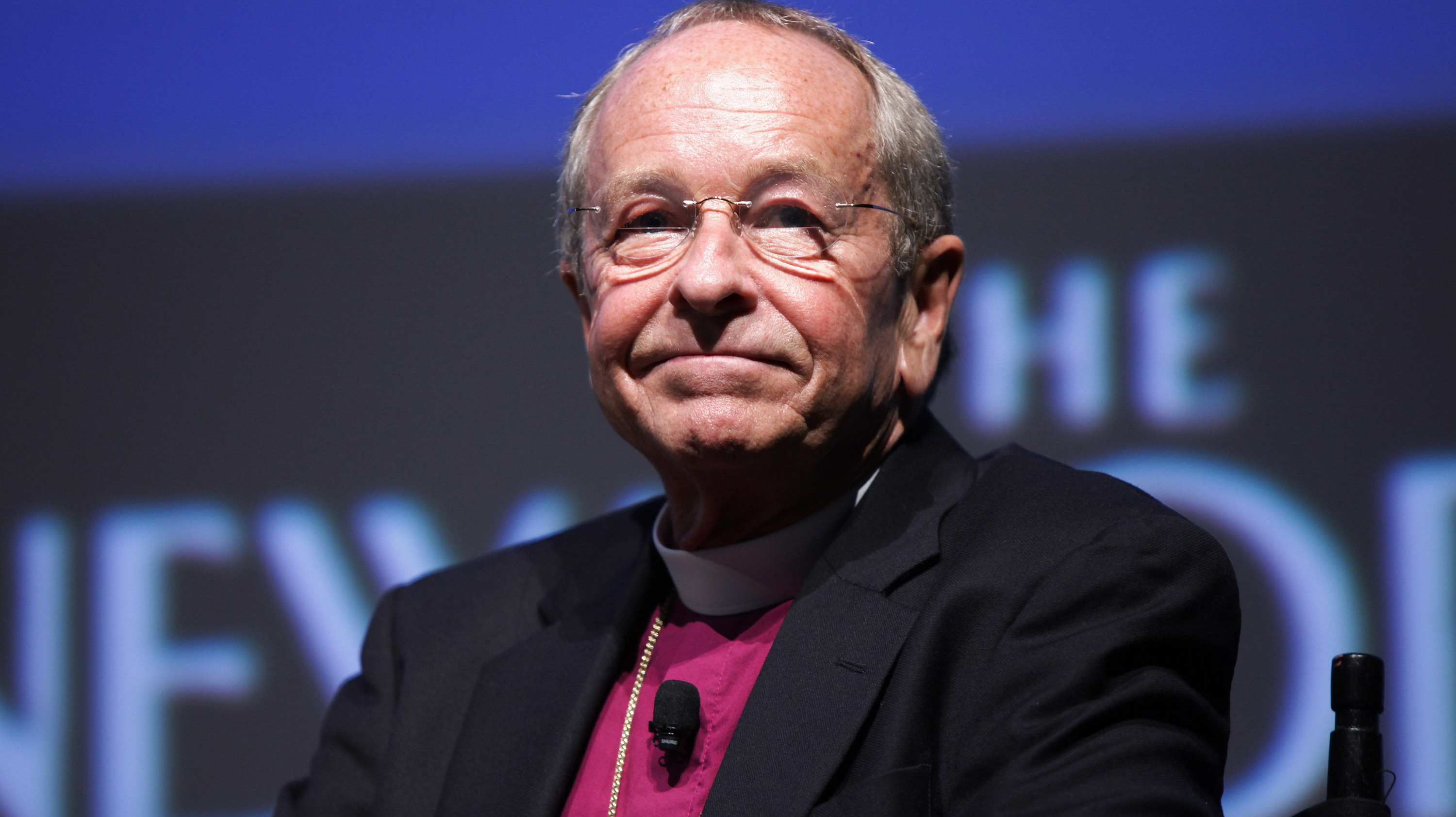 First Openly Gay Episcopal Bishop Announces Divorce
