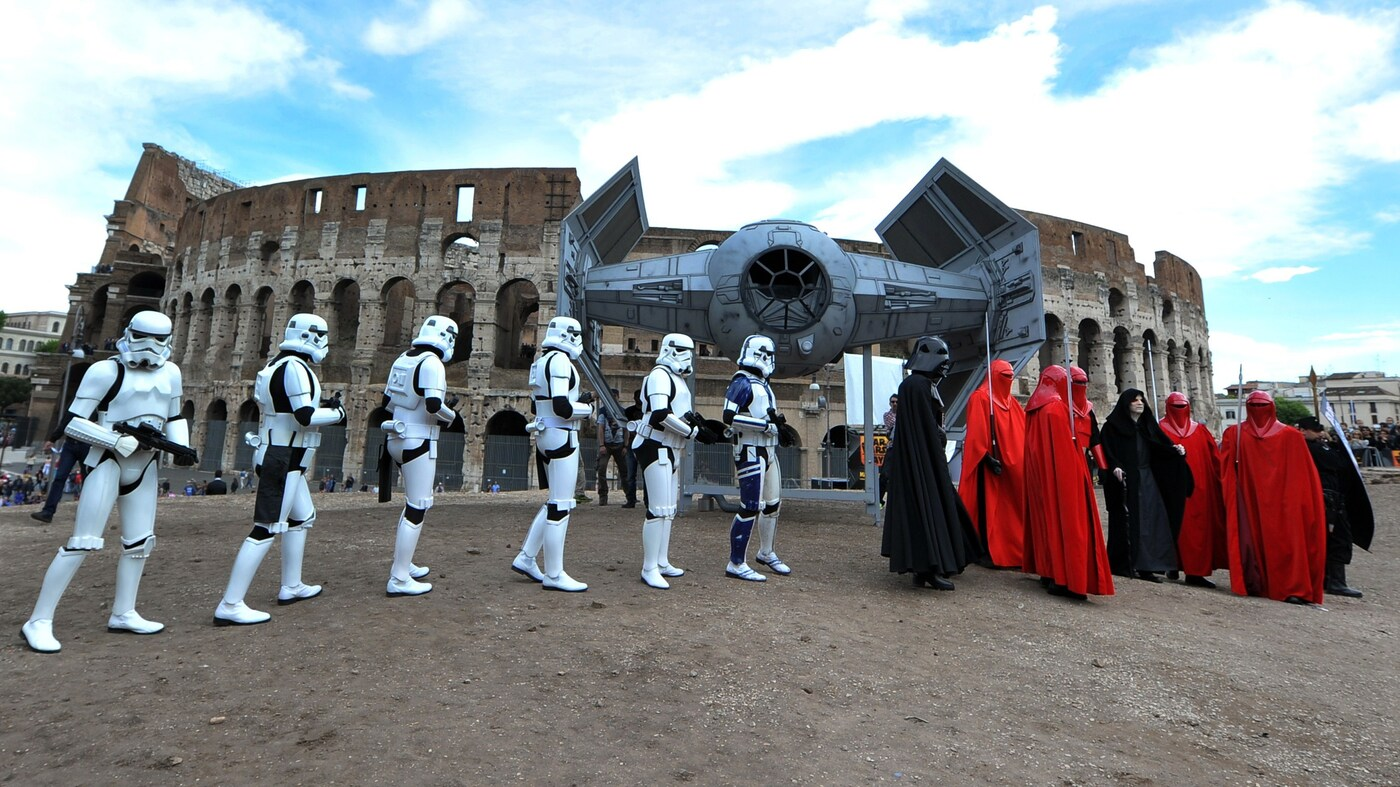 May the Fourth Be With You: It's Star Wars Day