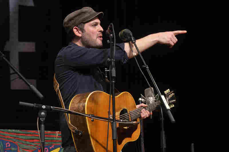 Gregory Alan Isakov.