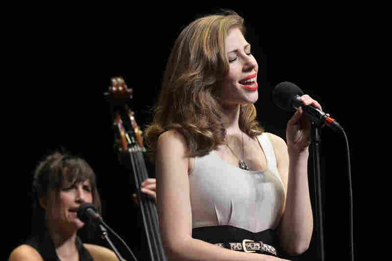 The musicians fuse soul, jazz and classic pop, though they started by playing alt-country.