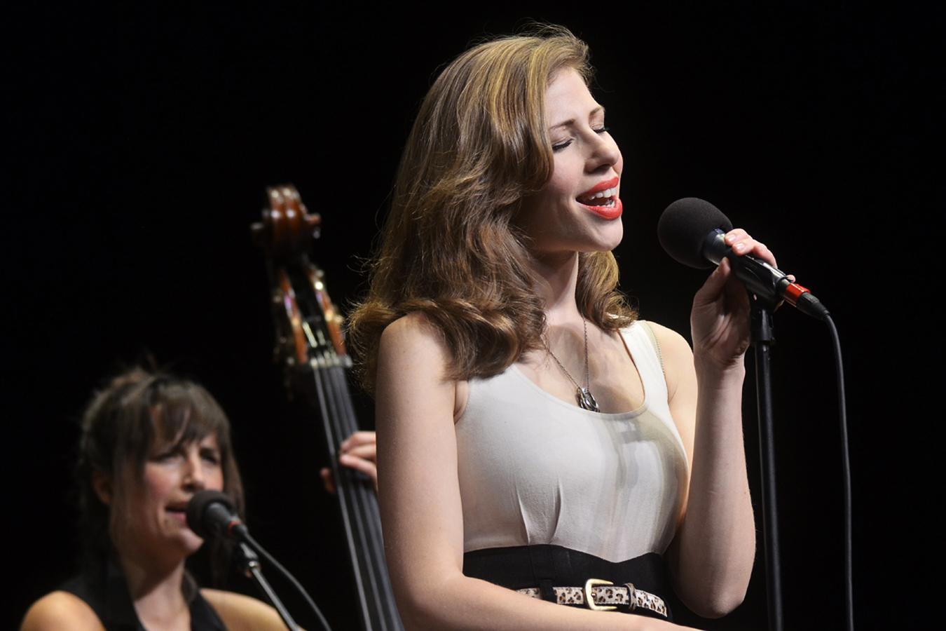 Lake street dive on mountain stage ncpr news - Lake street dive mistakes ...