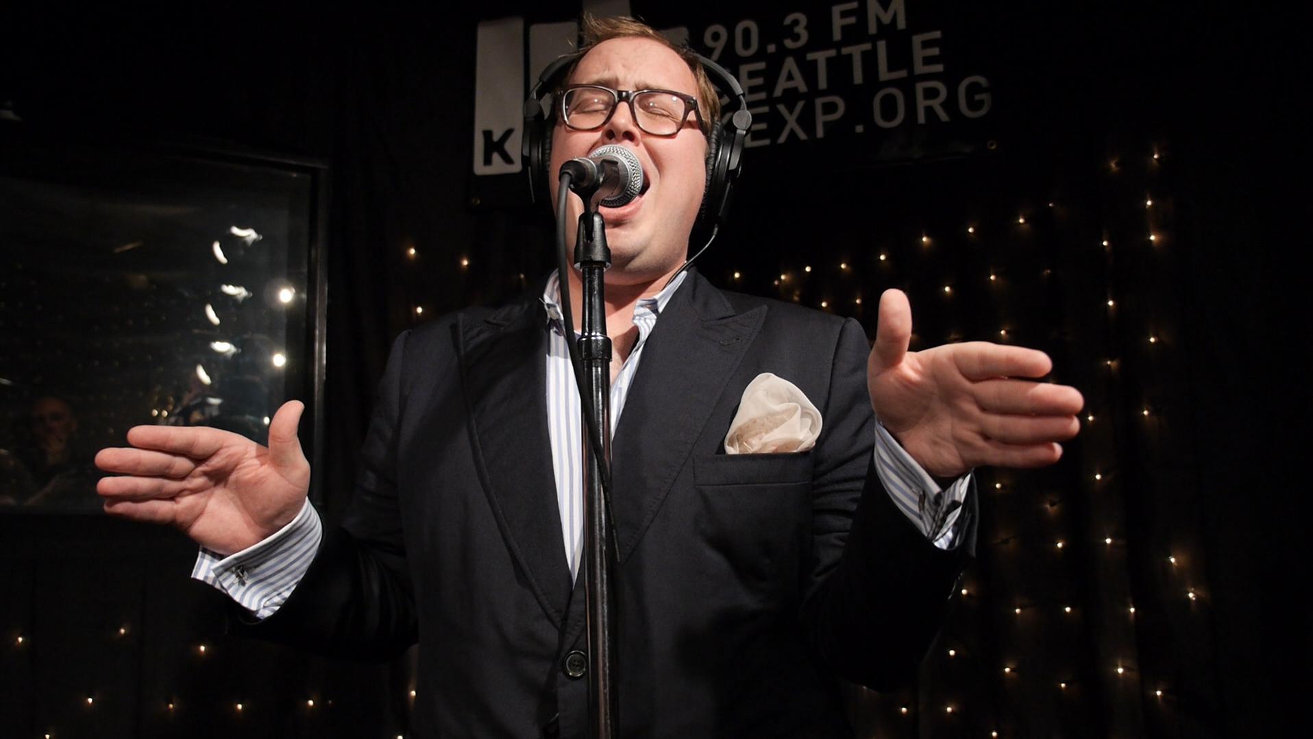 Andrea Echeverri: KEXP Presents: St. Paul And The Broken Bones : NPR