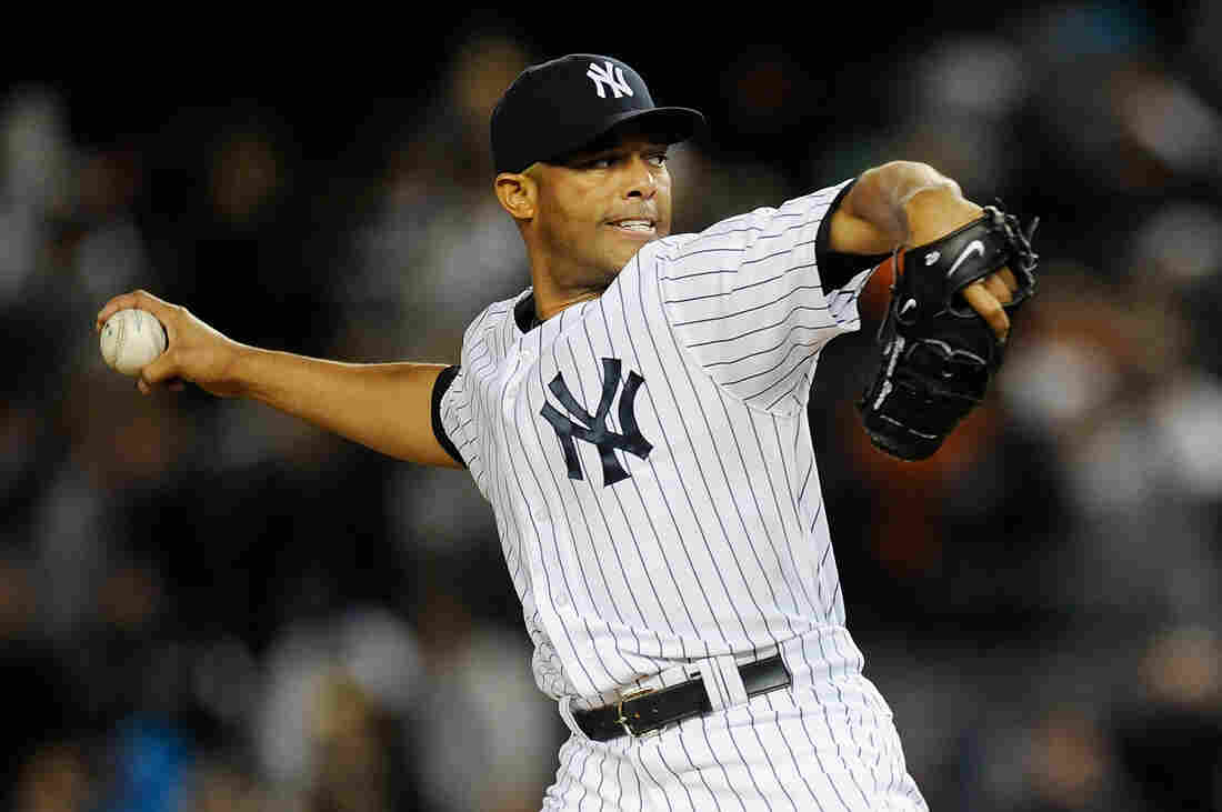 "Mariano Rivera says handling the pressure of being a closer wasn't easy. ""You have to know who you are and your abilities and how to block all these things that are thrown at you,"" he says."