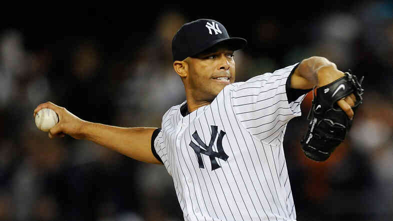 """Mariano Rivera says handling the pressure of being a closer wasn't easy. """"You have to know who you are and your abilities and how to block all these things that are thrown at you,"""" he says."""