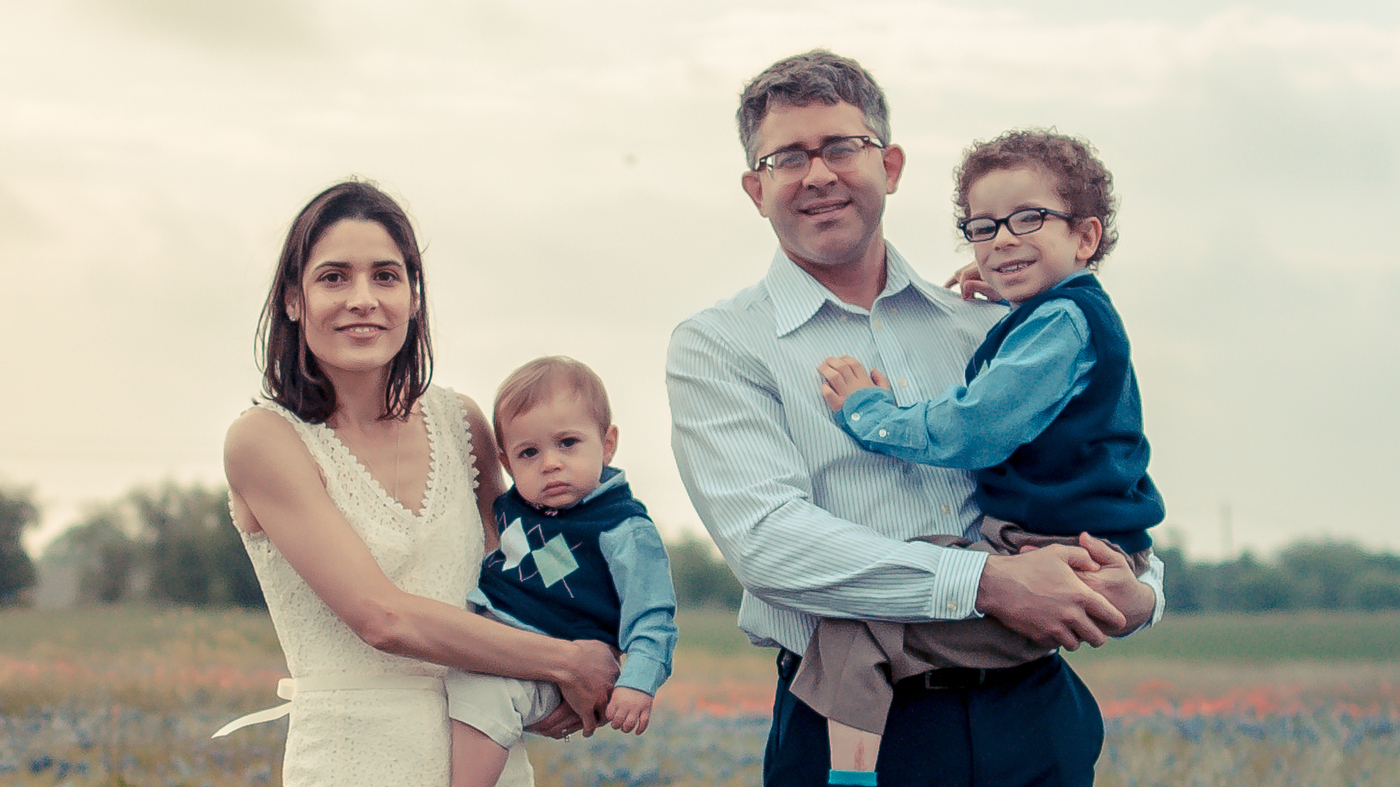 Faith Drives A Father To Create A Test For Childhood Cancer