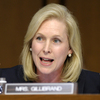 Sen. Kirsten Gillibrand, D-N.Y., asks a question of a witness on Capitol Hill during a June 2013 committee hearing. Since her appointment in 2009, Gillibrand has become one of the Senate's top fundraisers.
