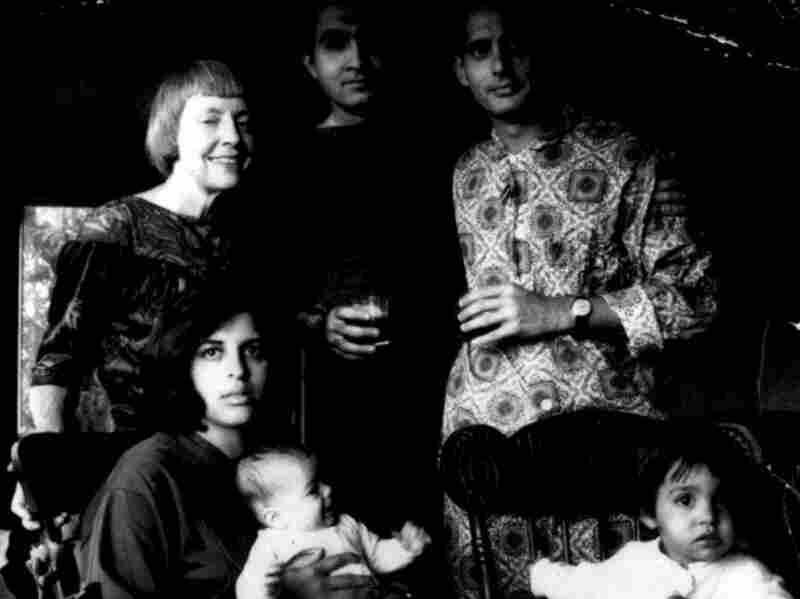 Iran Davar Ardalan was born in San Francisco on April 1, 1964 (baby in the photo).