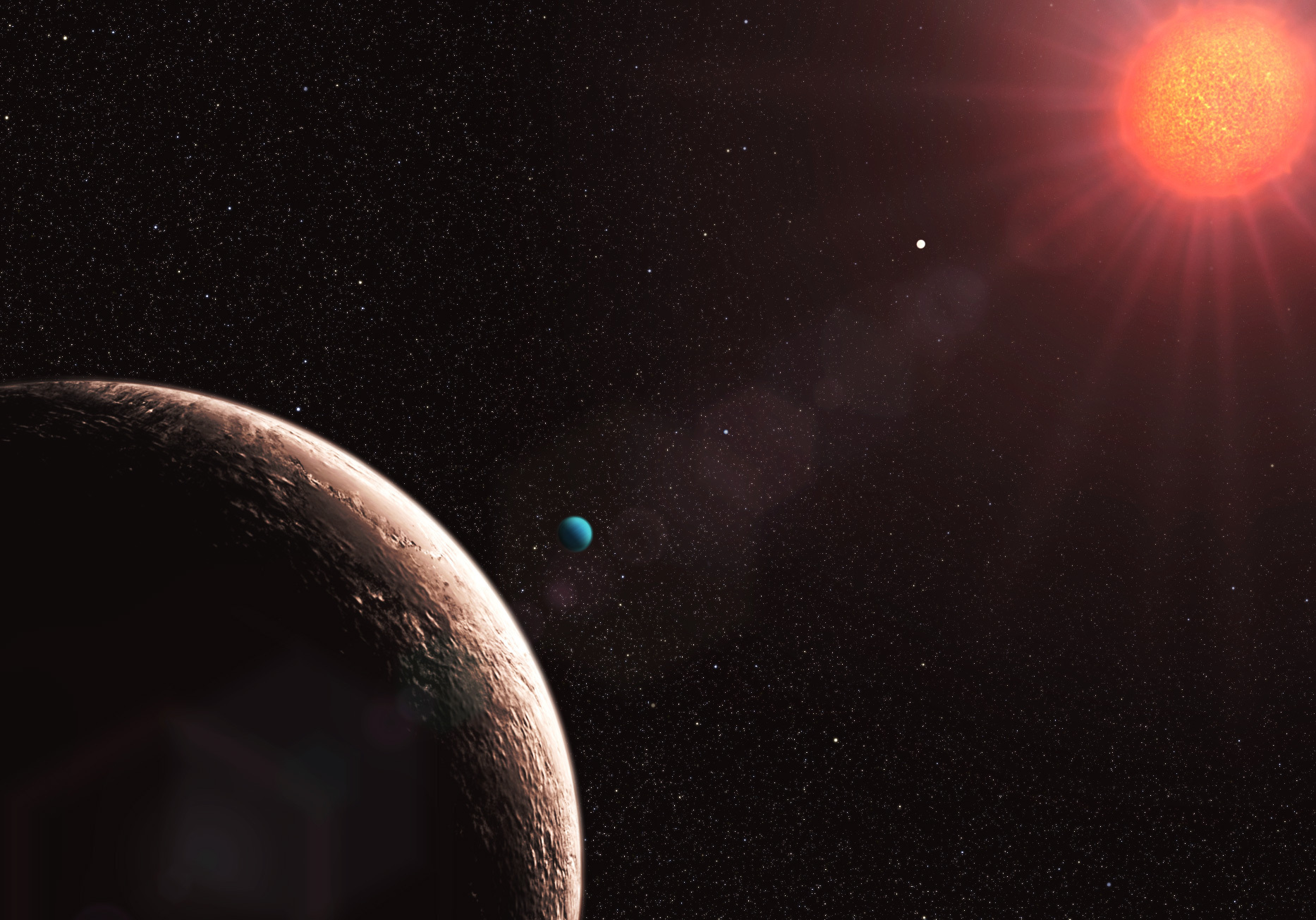 Habitable Planets May Not Look Exactly Like The Earth