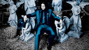 Cover art for Jack White's new album Lazaretto.