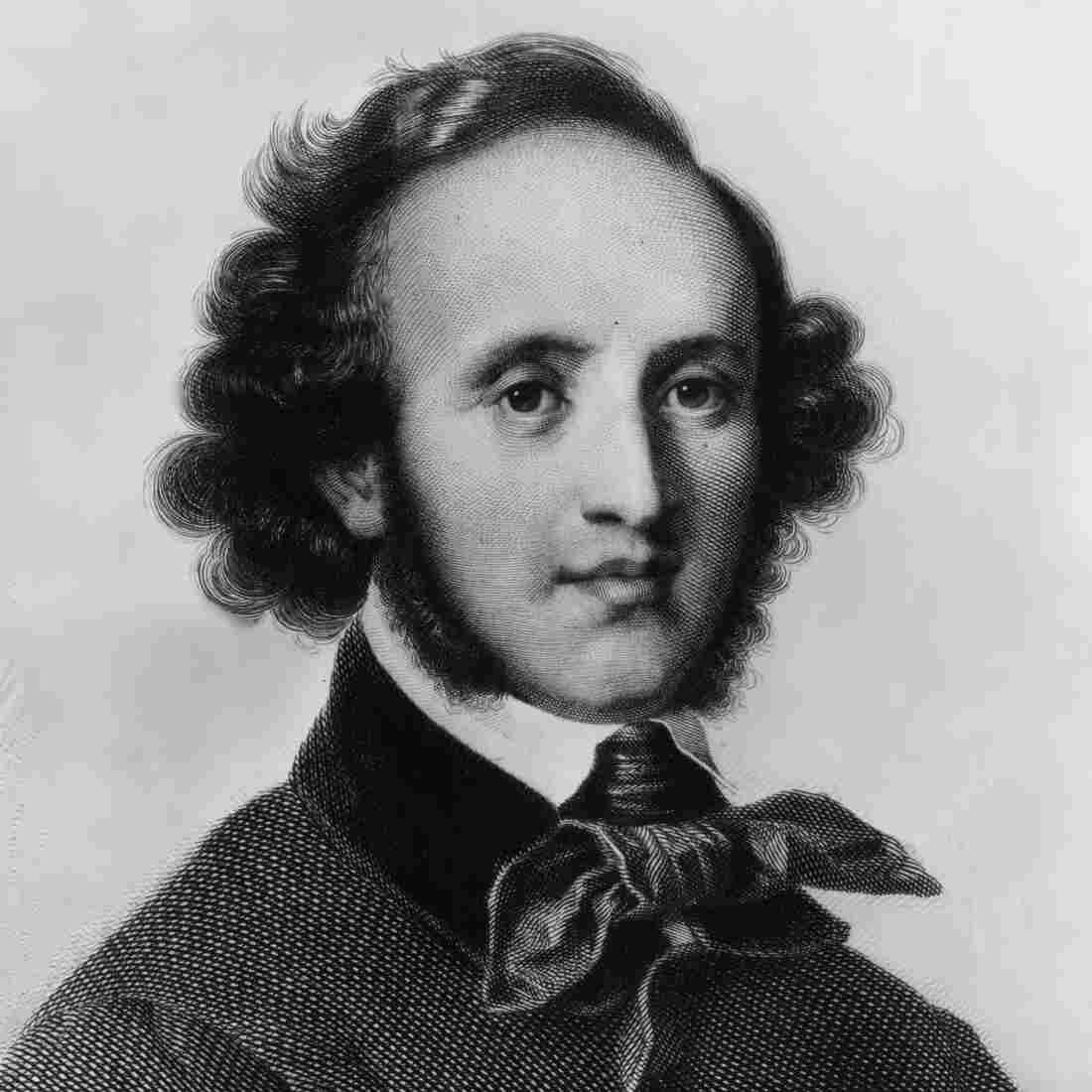 Midspring Surprise: Lost Mendelssohn Song Found