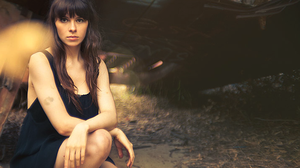 """Teri """"Gender Bender"""" Suaréz of the band Le Butcherettes. The group's new album is out May 15."""