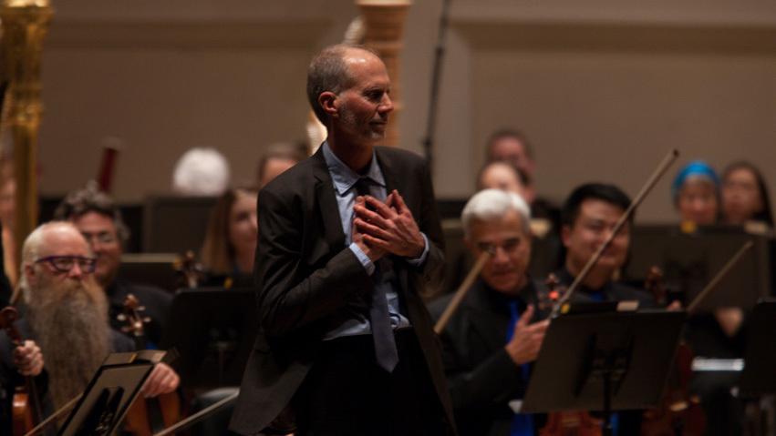 Andrea Echeverri: Seattle Symphony, New Pulitzer Winner At Carnegie Hall : NPR