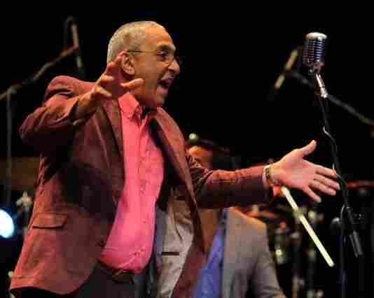 Juan Formell, director of Cuban band Los Van Van, died May 1.
