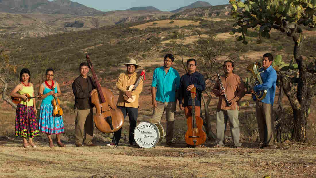 Pasatono Orquesta's new album, Maroma, comes out on May 20.