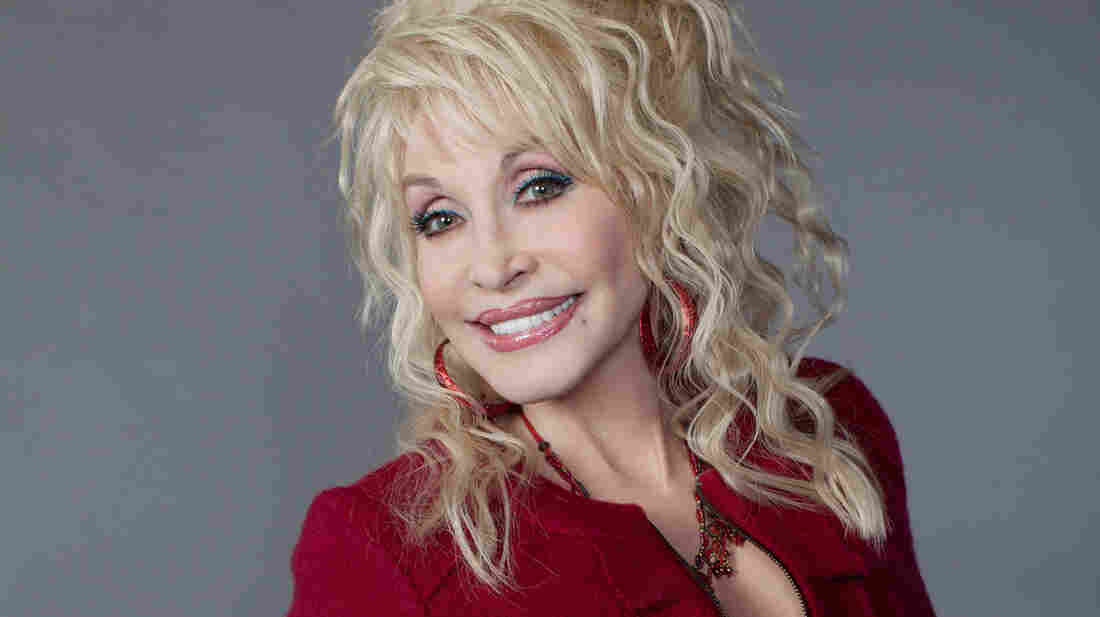 """I take my work real serious,"" Dolly Parton says. ""But I don't take myself all that serious."" Her latest album, Blue Smoke, comes out May 13."