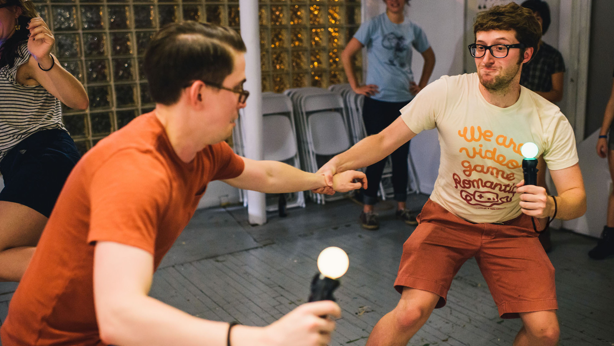 Joust To The Music: Video Game Evolves Beyond The Screen