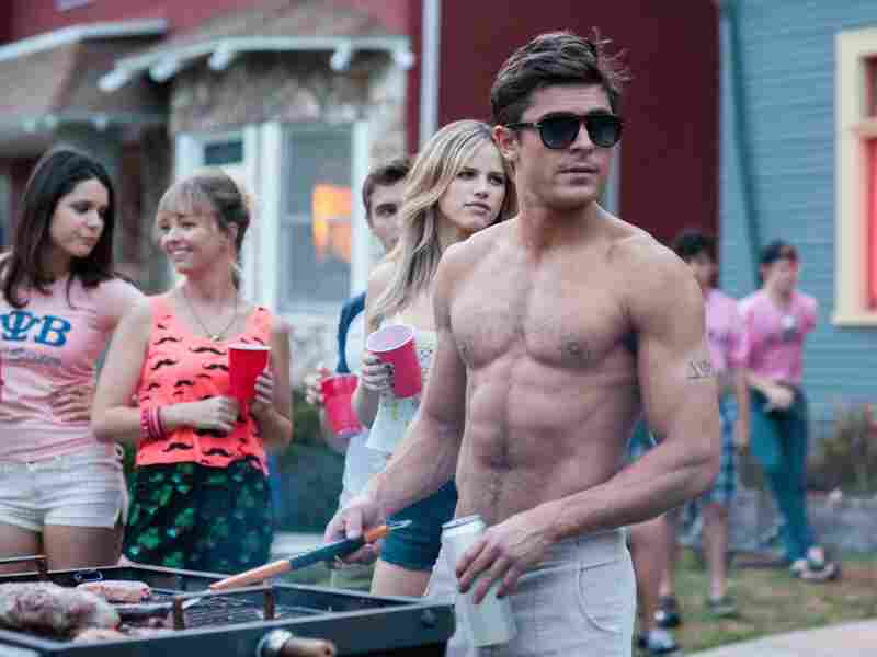 Zac Efron in Neighbors.