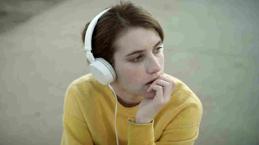 Emma Roberts in James Franco's Palo Alto.