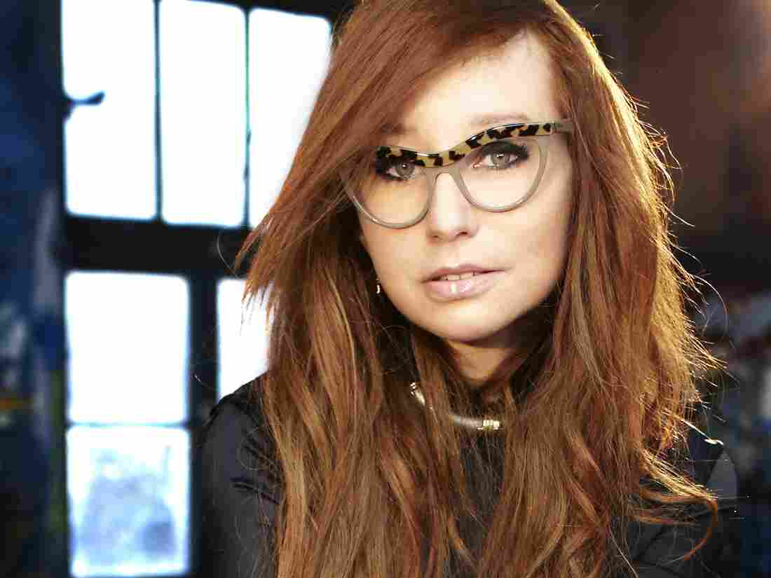 Tori Amos, new album, her 14th, is called Unrepentant Geraldines.