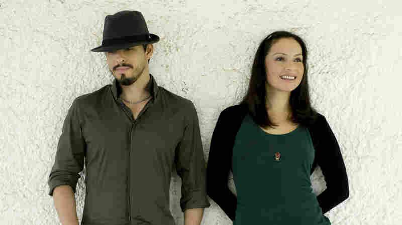 In The Studio With Rodrigo Y Gabriela
