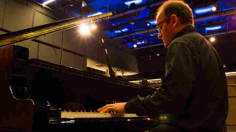 Pianist Louis Lortie makes Wagnerian opera come alive in NPR's Studio 1.