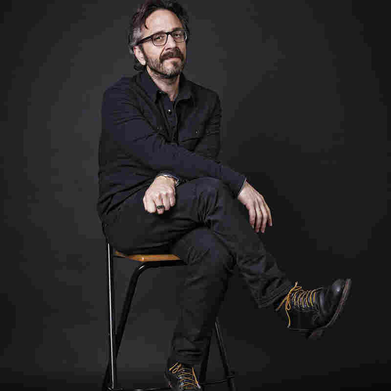 Marc Maron is also the author of The Jerusalem Syndrome: My Life As a Reluctant Messiah.