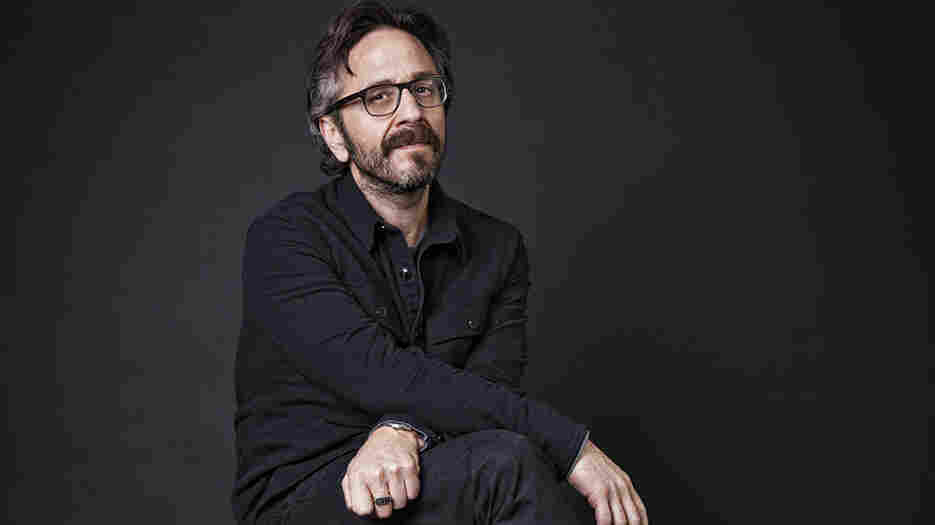 Marc Maron: A Life Fueled By 'Panic And Dread'