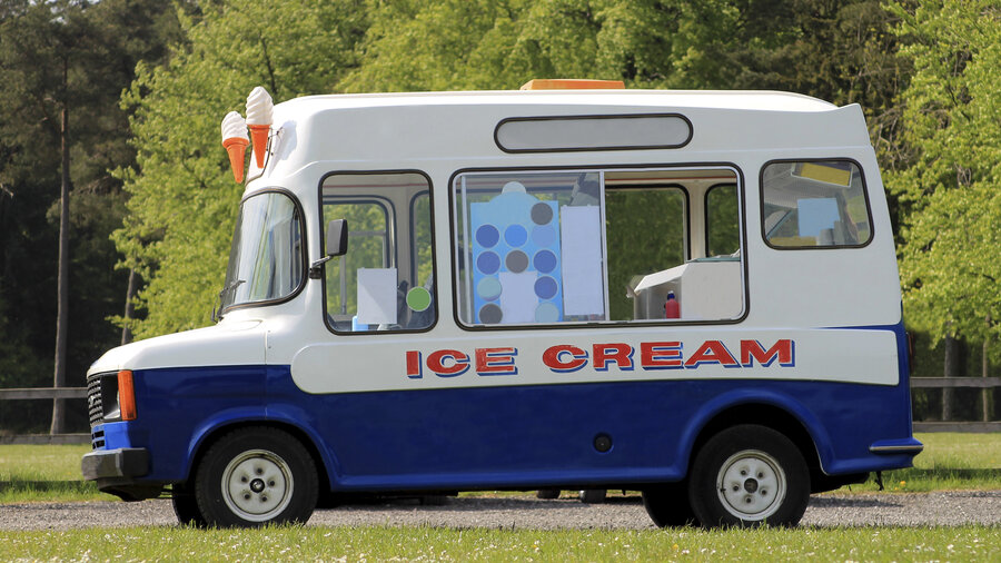 music box dancer ice cream truck song 2