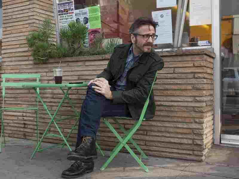 Spinning off of his popular podcast, Marc Maron's show, Maron, on the IFC Channel, is loosely based on his own life.