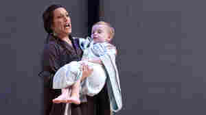 Madama Butterfly is one of many unhappy moms in opera.