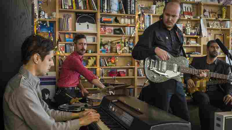 Timber Timbre: Tiny Desk Concert
