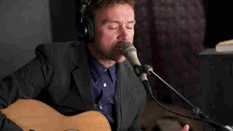 Damon Albarn at WFUV.