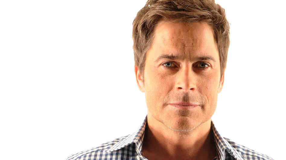 Rob Lowe visits the Tribeca Film Festival 2012 portrait studio at the Cadillac Tribeca Press Lounge on April 25, 2012 in New York City.
