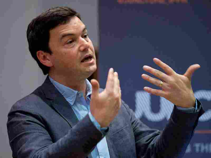 French economist Thomas Piketty, author of Capital in the Twenty-First Century, says governments must impose heavy taxes to break up concentrations of wealth.