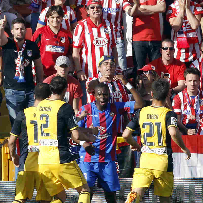 Spain Fines Team Of Racist, Banana-Throwing Fan, But Is It Enough?