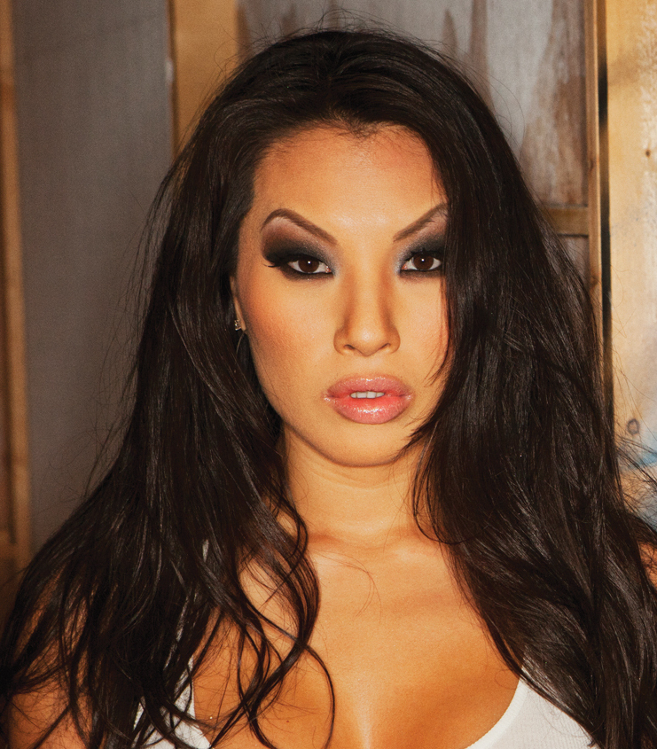"""Every time I shoot a sex scene, I fall a little bit in love,"" says adult film actress Asa Akira. ""It's the only way I can describe it. Not necessarily with my partner ... in love with being watched."""