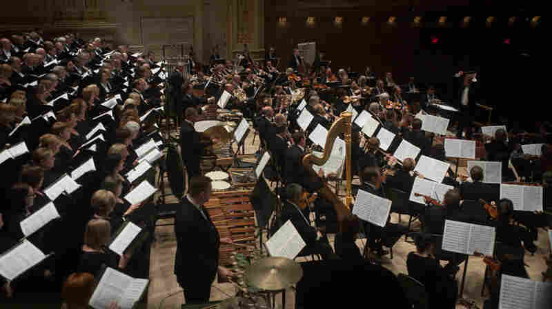 A Rare American Oratorio At Carnegie Hall