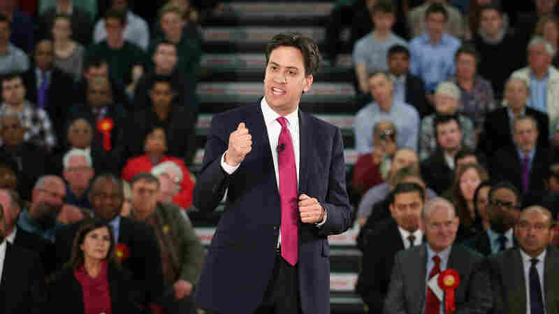 U.S. Spinmeisters Gear Up For Big Election ... Britain's Election