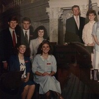 It all began when she was a page in the Idaho senate.