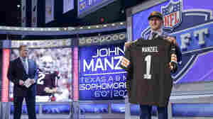 NFL Draft's First Round: Manziel Slides, No Running Backs Taken