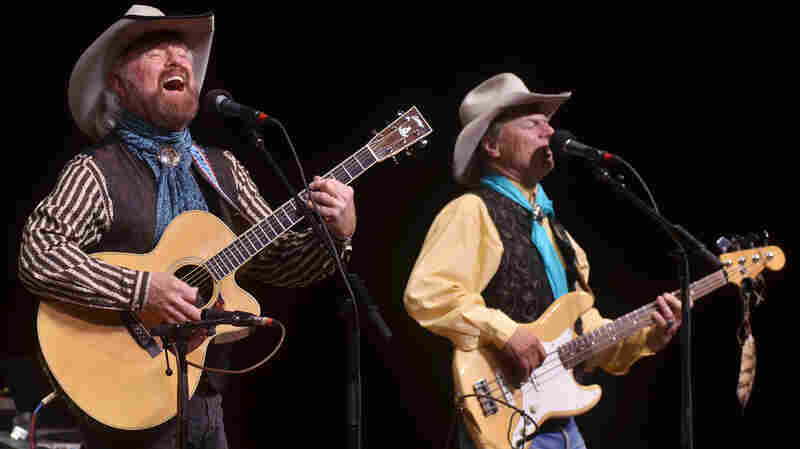 Michael Martin Murphey On Mountain Stage