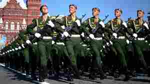 Russia Shows Off Military In Red Square Victory Day Parade
