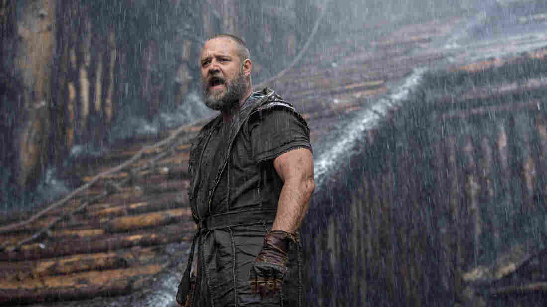 Noah was the most popular name for new baby boys in the U.S. last year, the Social Security Administration says. Noah's biblical namesake is also featured in a film starring Russell Crowe.