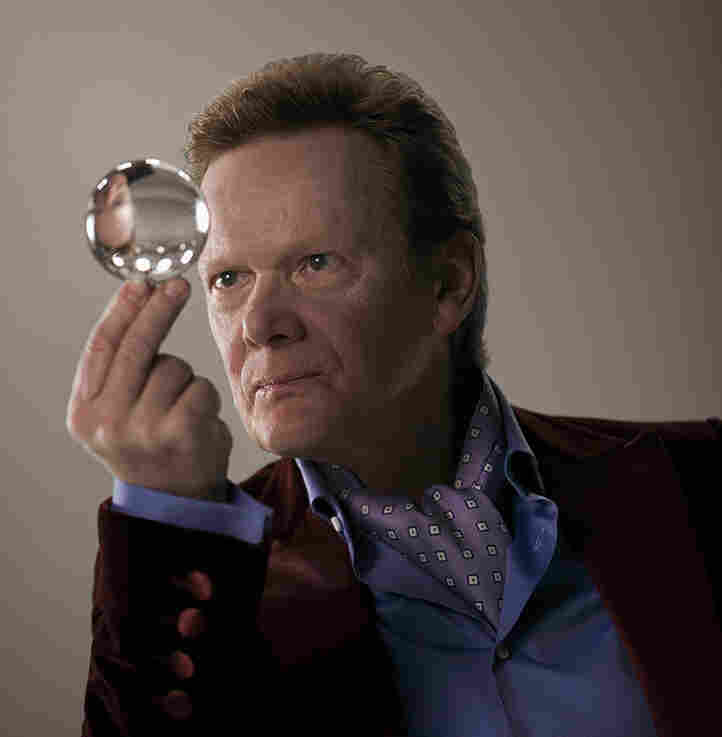 Philippe Petit has been crossing high wires for 45 years.
