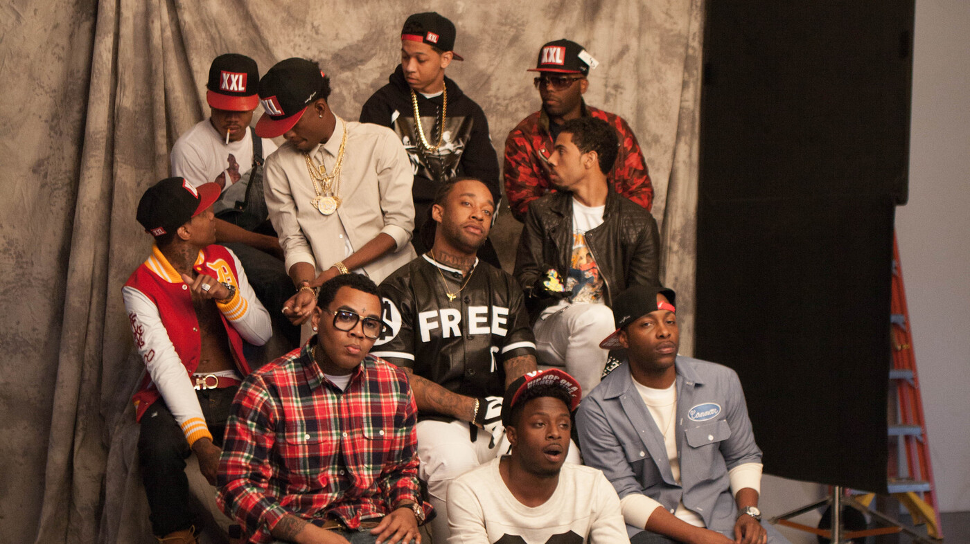 Inside The XXL Freshmen Issue : Microphone Check : NPR