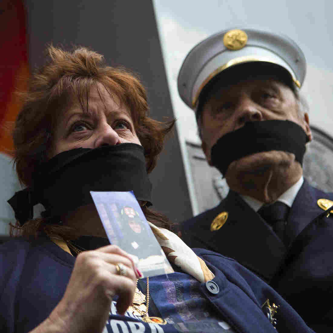 Unidentified Remains Of Sept. 11 Victims Returned To Ground Zero